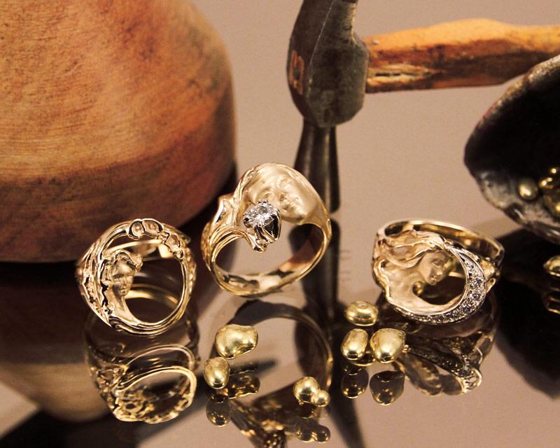 Une bijouterie pas comme les autres... | Le Forgeron D'or