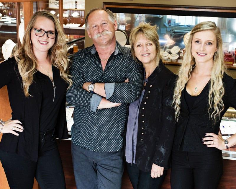 Une histoire de famille | Le Forgeron D'or - bijoueterie & joaillerie