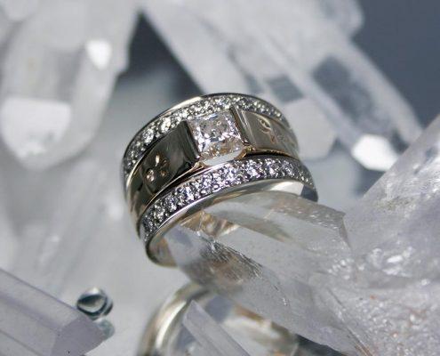 Sur mesure: bague | Le Forgeron D'or - bijoueterie & joaillerie