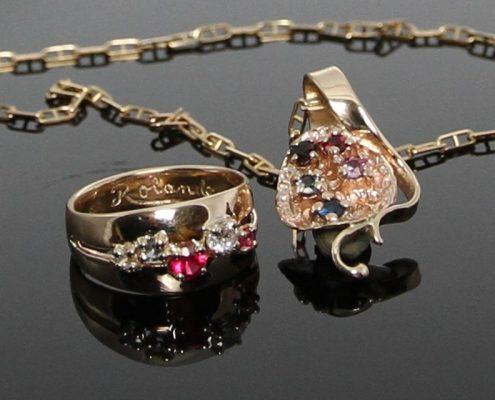 Transformation de bijoux - APRÈS   Le Forgeron D'or - bijoueterie & joaillerie