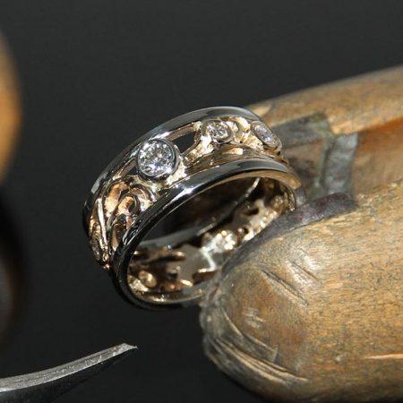 Alliances | Le Forgeron D'or - bijoueterie & joaillerie