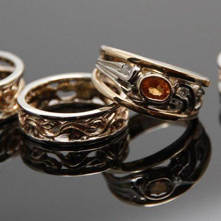 bague | Le Forgeron D'or - bijoueterie & joaillerie