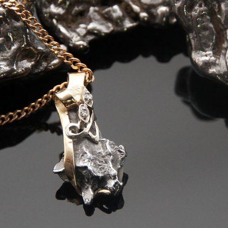 Météorite | Le Forgeron D'or - bijoueterie & joaillerie